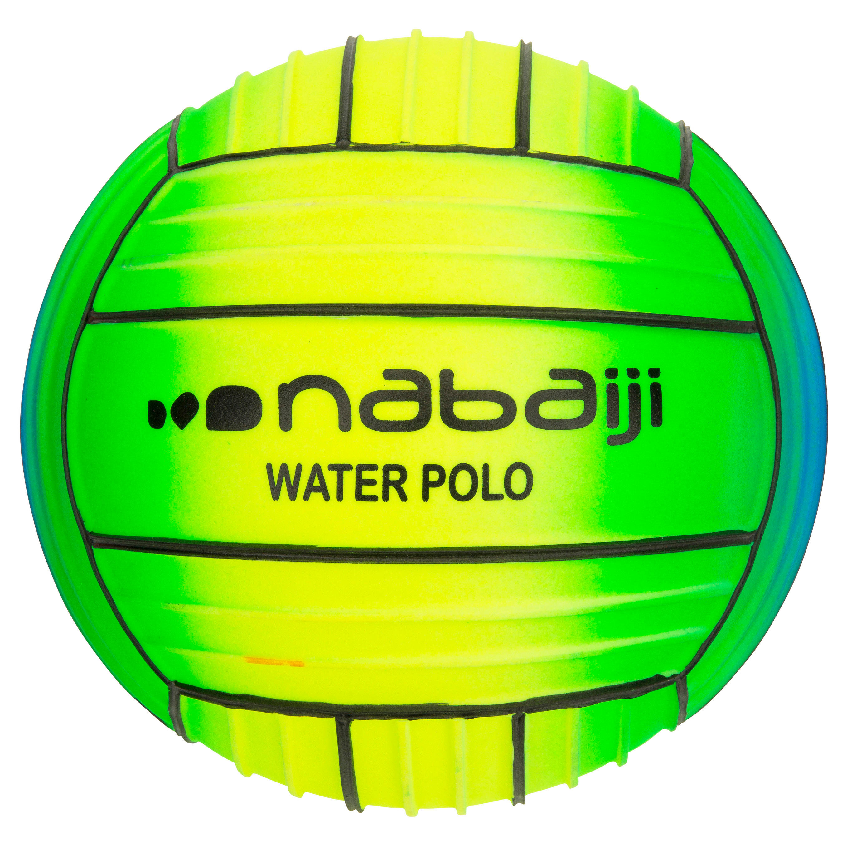 Large Grip Pool Ball - Hijau Pelangi
