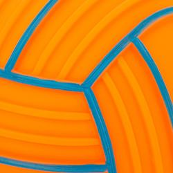 小型握力球 橘色