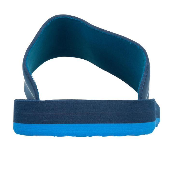 Badelatschen Slaplight Herren blau
