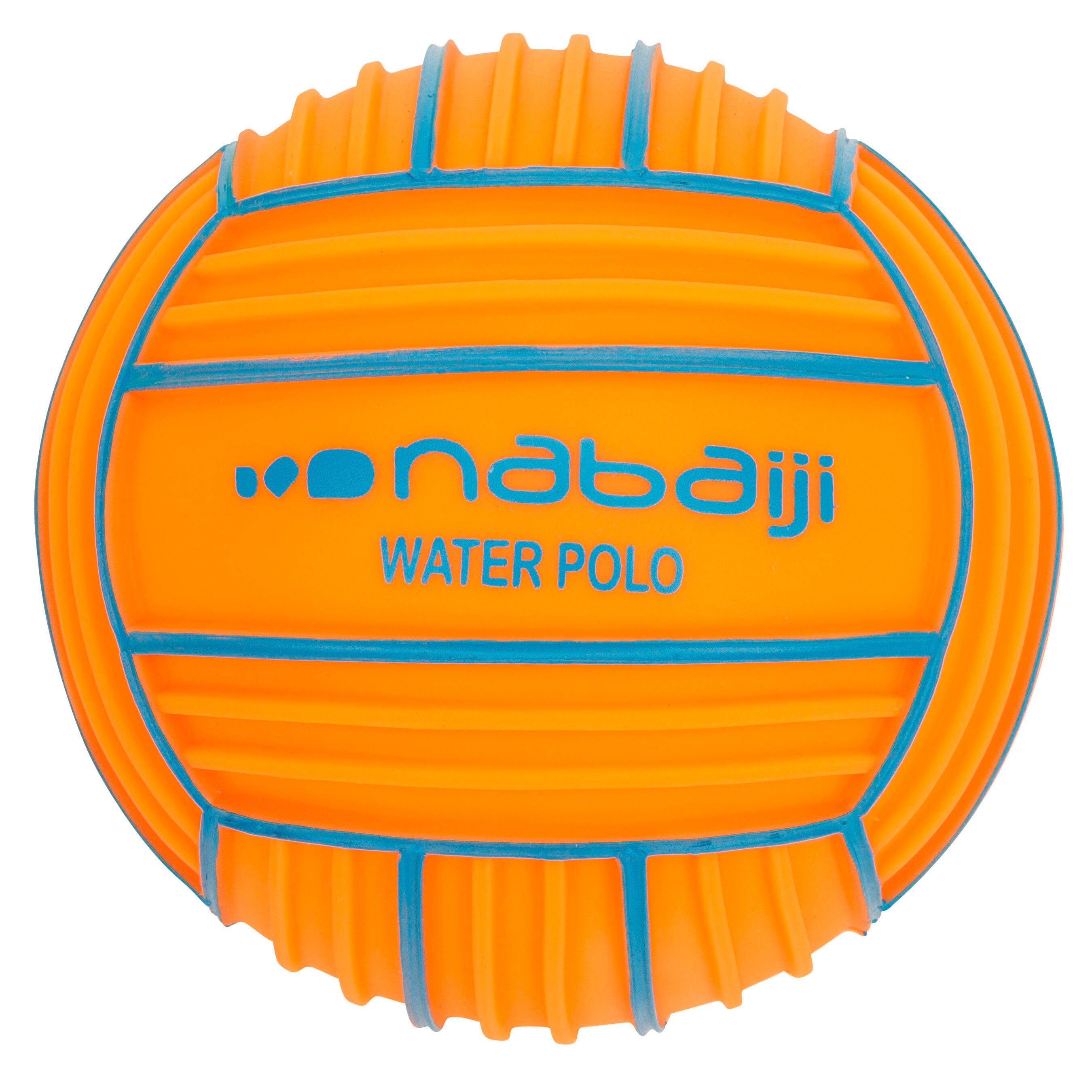 Small Grip Pool Ball - Orange