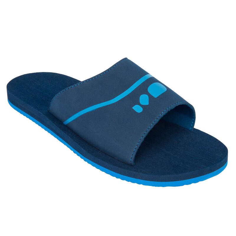 Uszodai papucs Úszás, uszodai sportok - Férfi uszodai papucs Slaplight NABAIJI - Úszás felszerelés