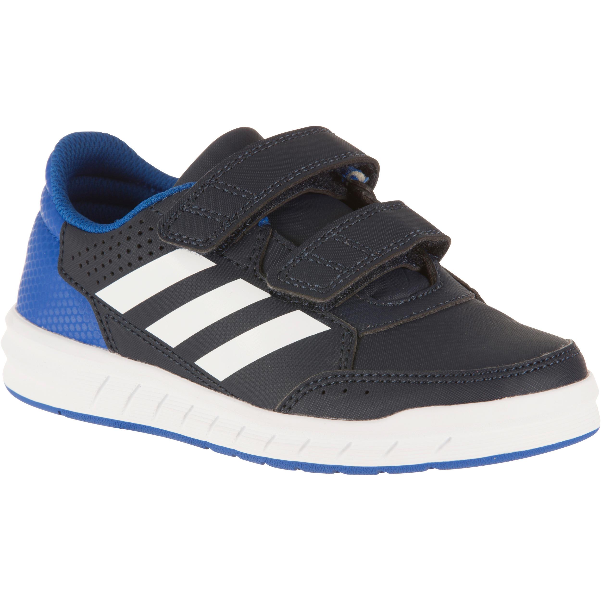 Tennisschoenen kinderen Altasport blauw