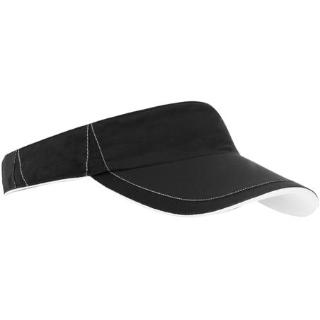 TV 100 Racket Sports Visor - Black