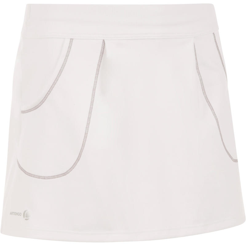 Pocket 500 Skirt - White