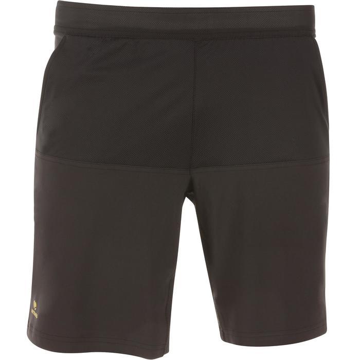 Tennisshort voor heren Dry 900 grijs