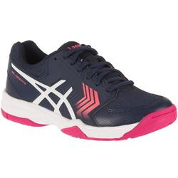 Tennisschoenen dames Gel Dedicate 5 blauw/roze