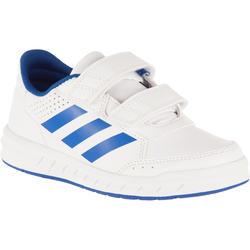 Tennisschoenen kinderen Altasport wit