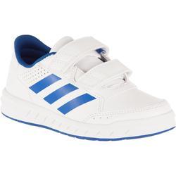Tennisschoenen voor kinderen Altasport wit