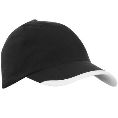 كاب TC 100 Flexible لرياضات المضرب - أسود