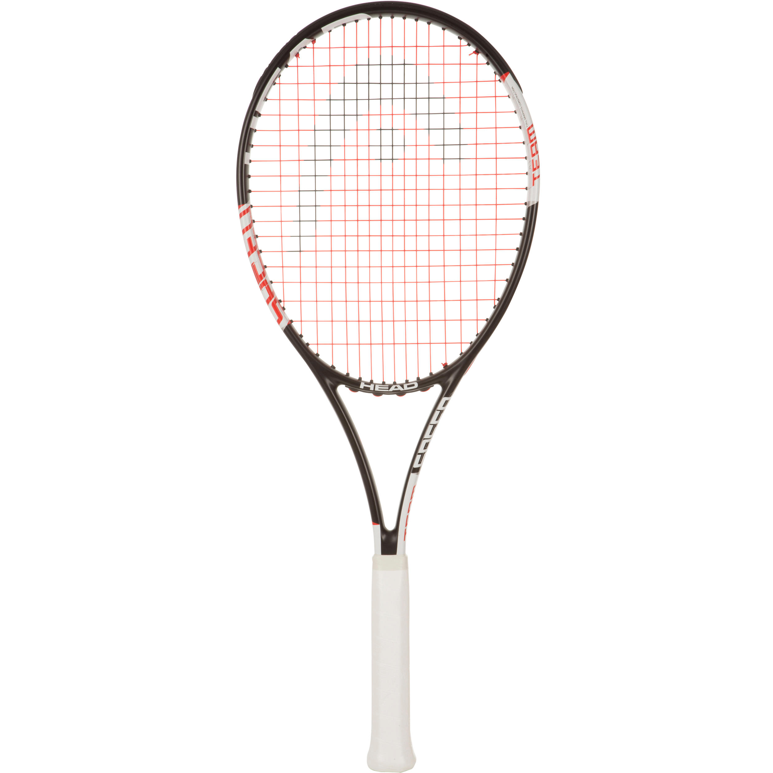 Head Tennisracket Speed Team zwart/wit