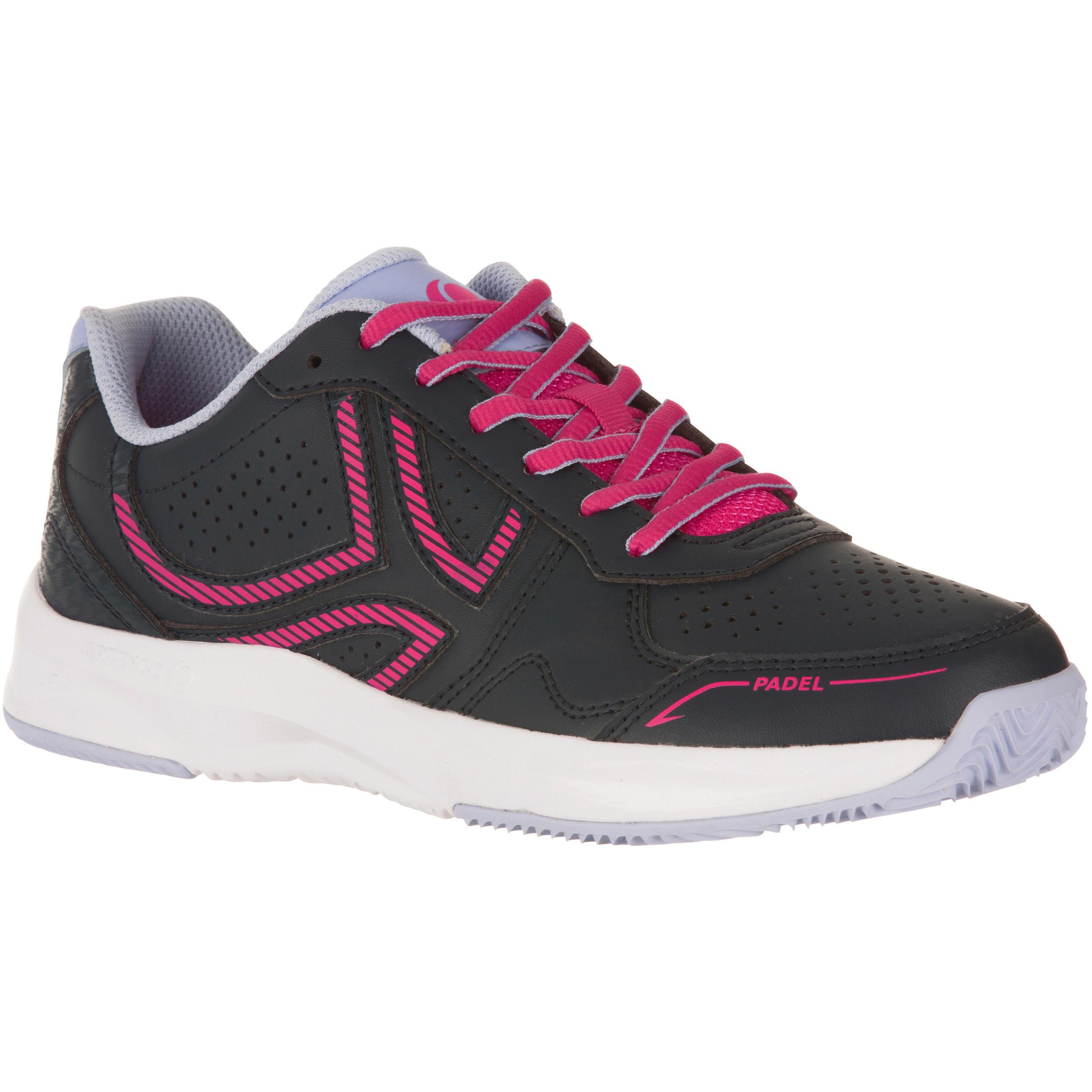 Tenis de pádel Mujer PS830 Azul marino / Rosa