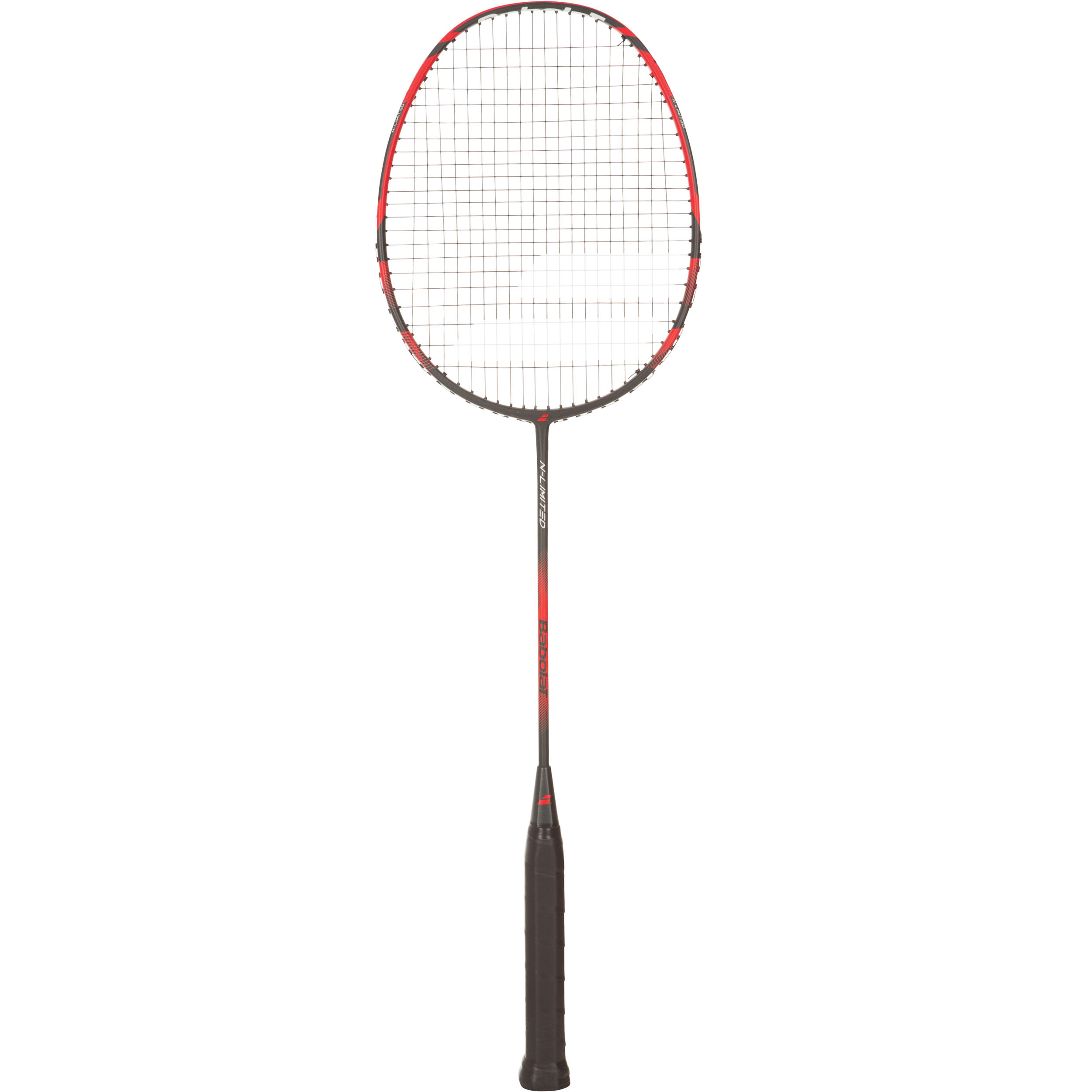 Babolat Badmintonracket N-Limited zwart/rood