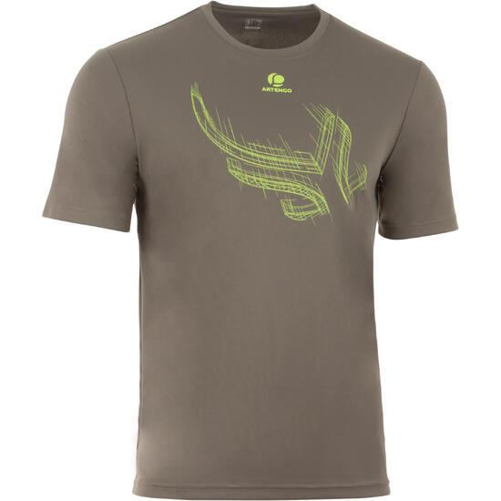 Sportshirt racketsporten Soft 500 heren - 1052663