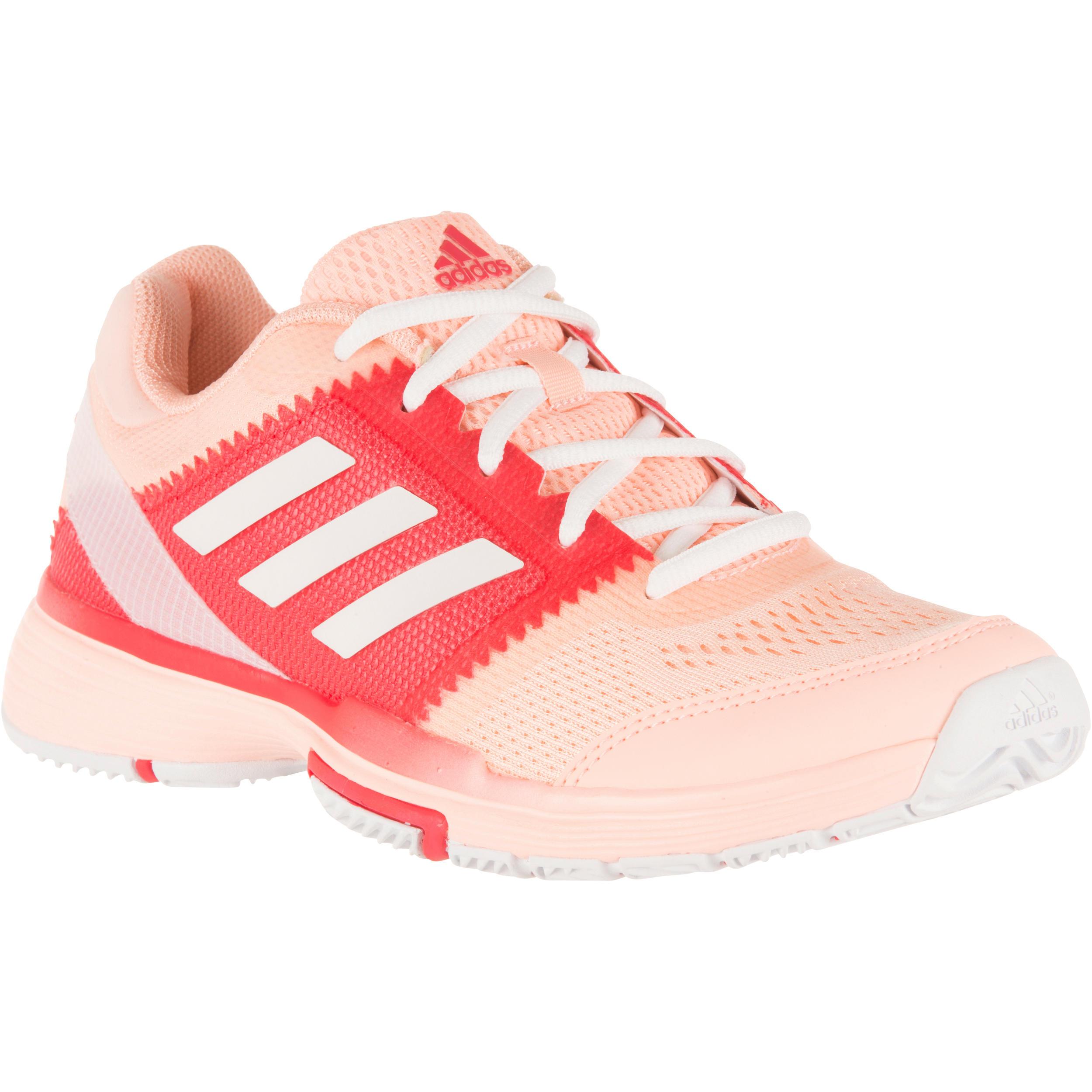 Tennisschoenen voor dames Barricade Club wit-roze