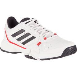 Tennisschoenen heren Fast court 2 allcourt wit/rood/grijs