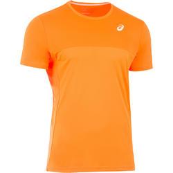 Sportshirt racketsporten heren Shocking oranje