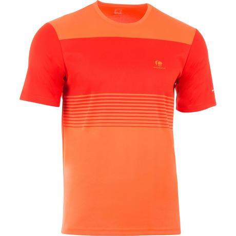 66efad2be Soft 500 Tennis Badminton Table Tennis Padel Squash T-Shirt - Orange ...