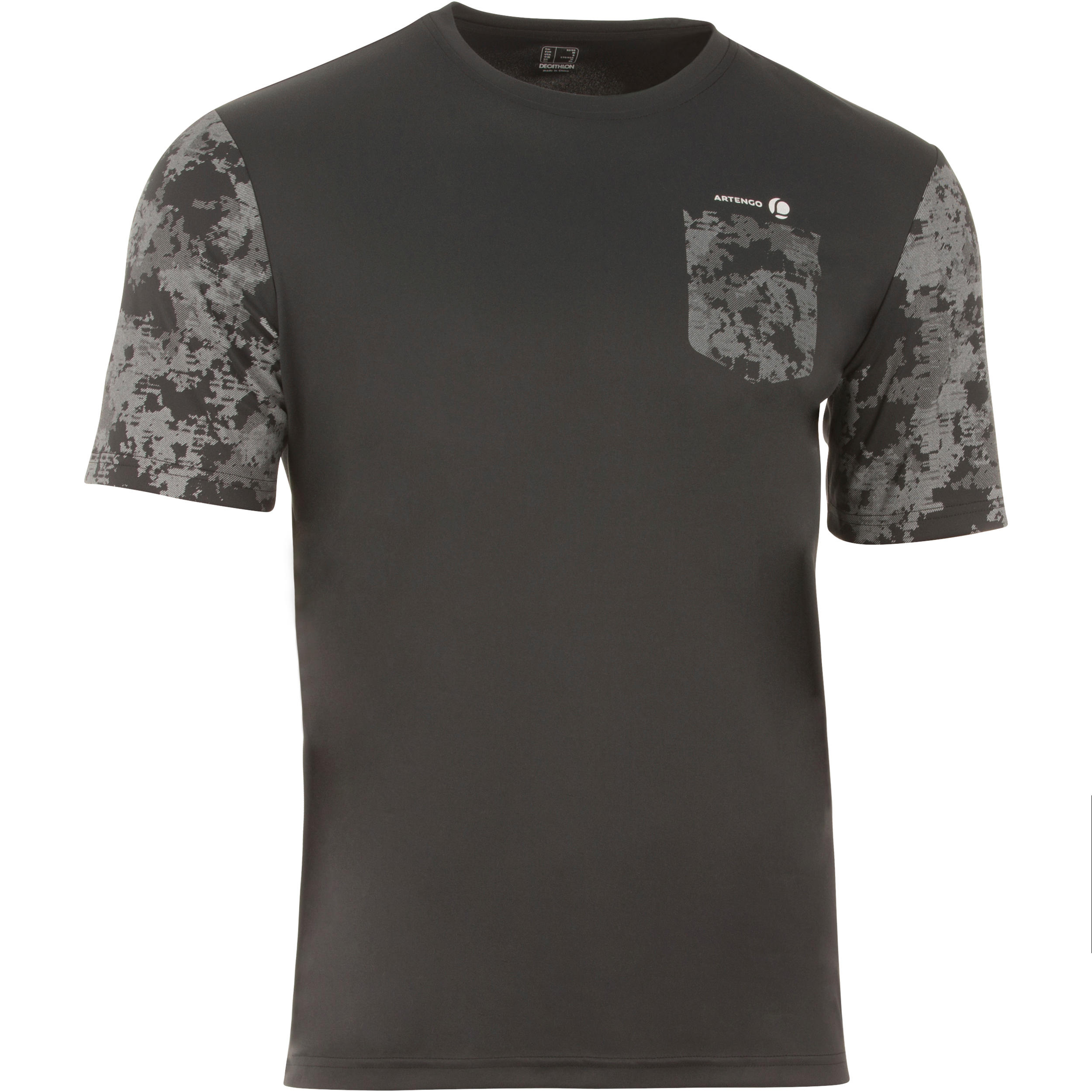 Artengo T-shirt tennis heren Soft 100
