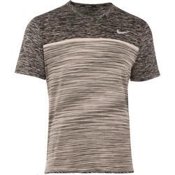Sportshirt racketsporten Challenger top heren grijs