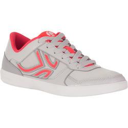 Sportschoenen dames TS 730 Light grijs/roze