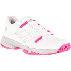 Tennisschoenen voor dames Cloudfoam Court wit/grijs/roze