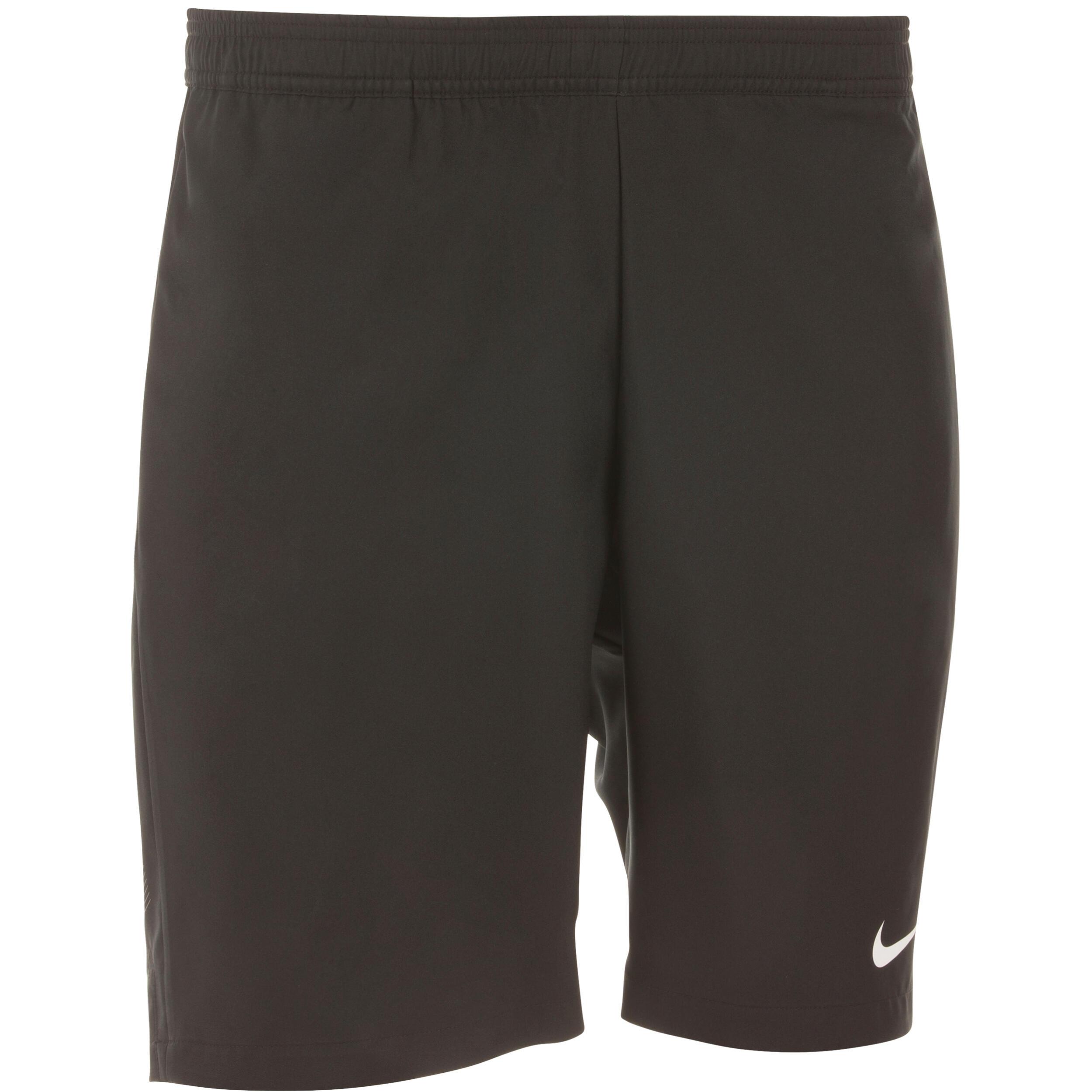 Nike Sportbroekje racketsporten DRI-FIT heren zwart