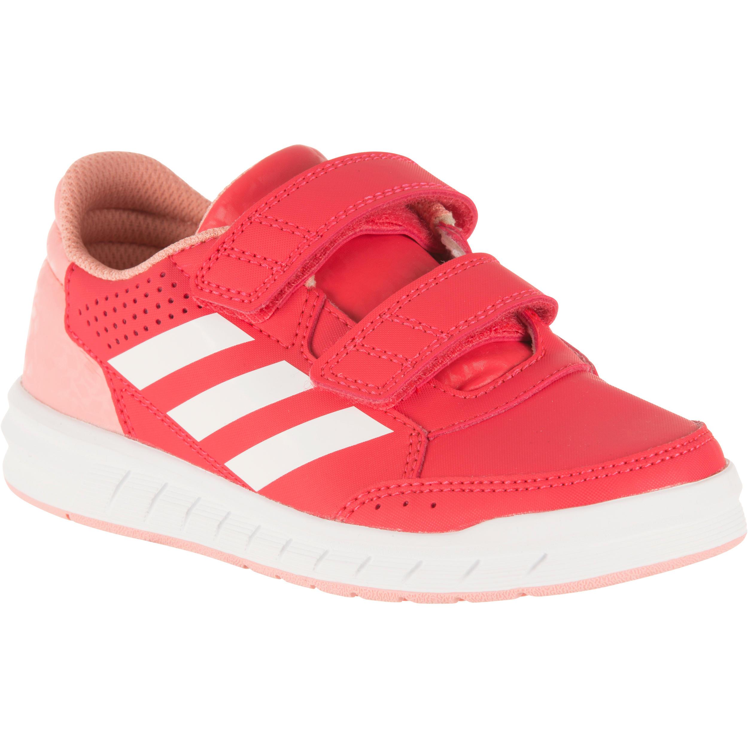 Tennisschoenen kinderen Altasport roze
