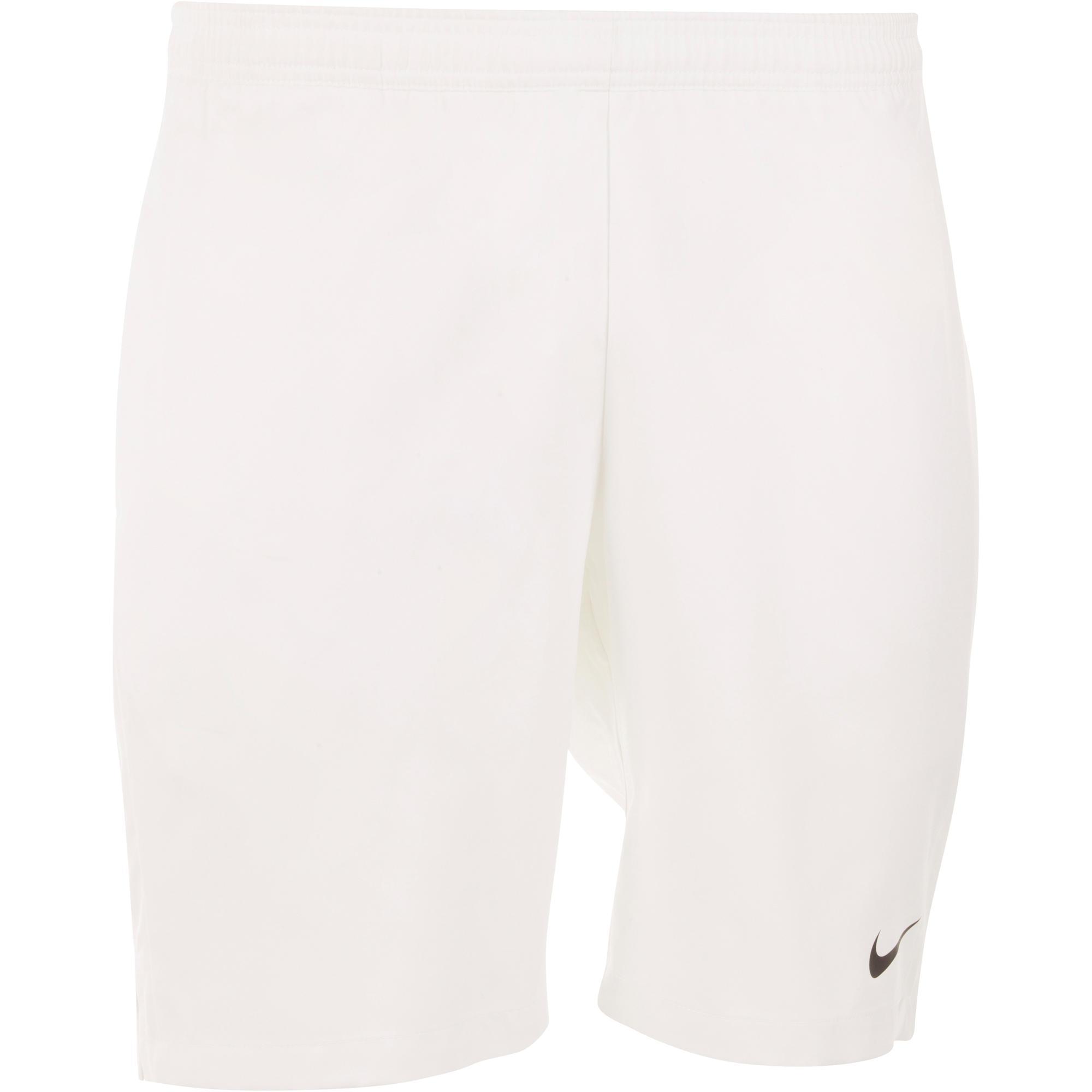 Nike Tennisshort Nike DRI-FIT wit