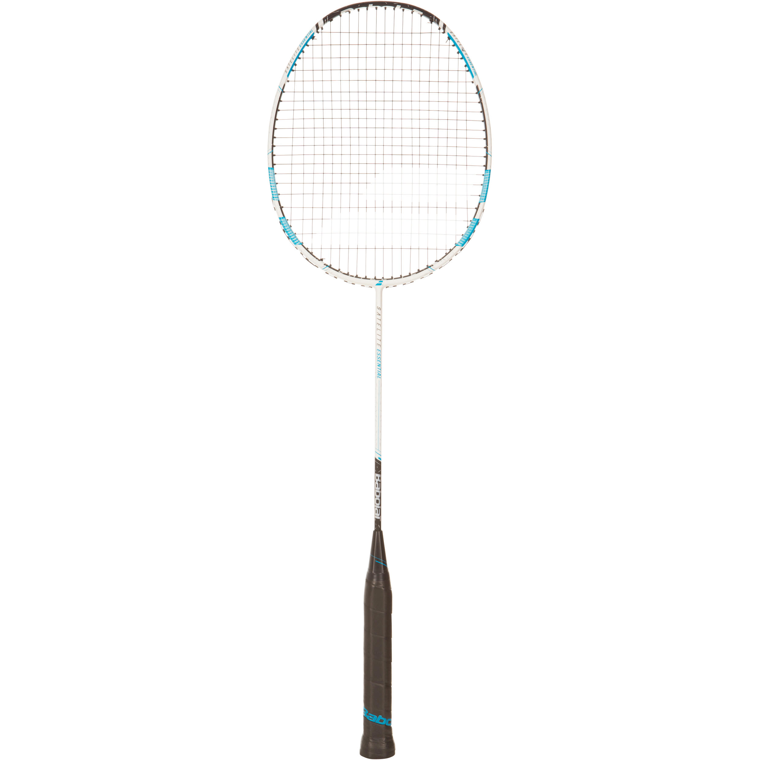 Babolat Badmintonracket Satelite Essentiel wit/blauw