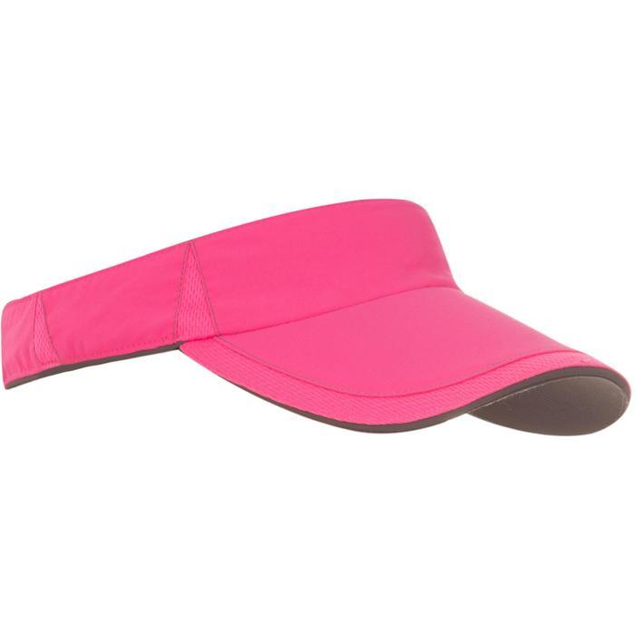 球拍類運動遮陽帽 - 粉紅色