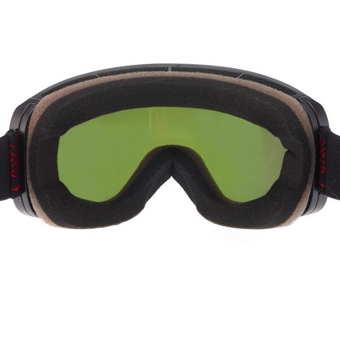 MASQUE DE SKI ET DE SNOWBOARD HOMME G-SWITCH 700 TOUS TEMPS NOIR - 17 - 1052928