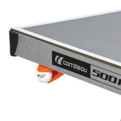 Tafeltennistafel Free Crossover 500M outdoor grijs
