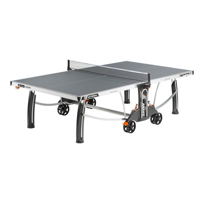 TABLE DE TENNIS DE TABLE FREE CROSSOVER 500M OUTDOOR GRISE - 1053169