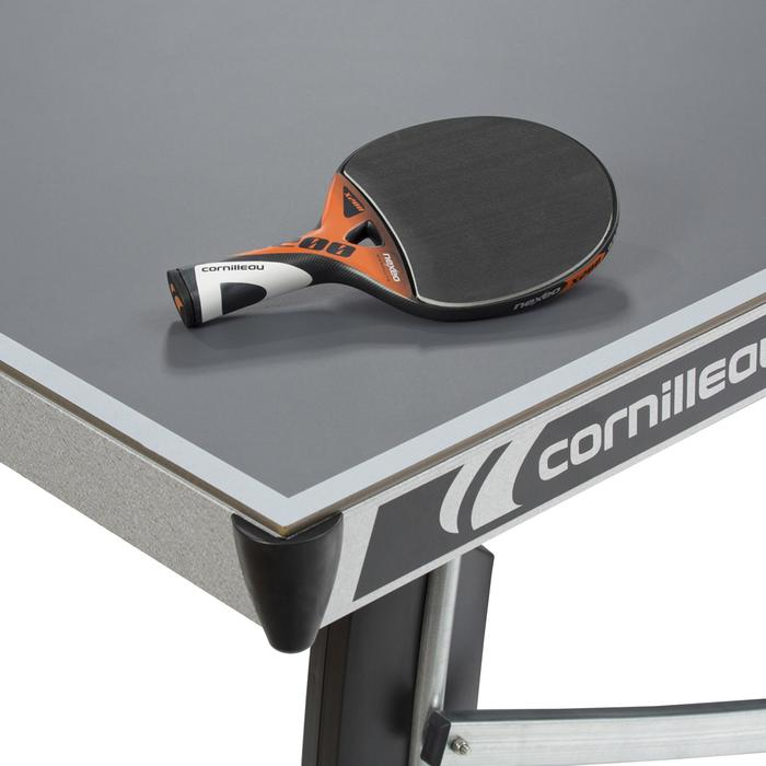 TABLE DE TENNIS DE TABLE FREE CROSSOVER 500M OUTDOOR GRISE - 1053170