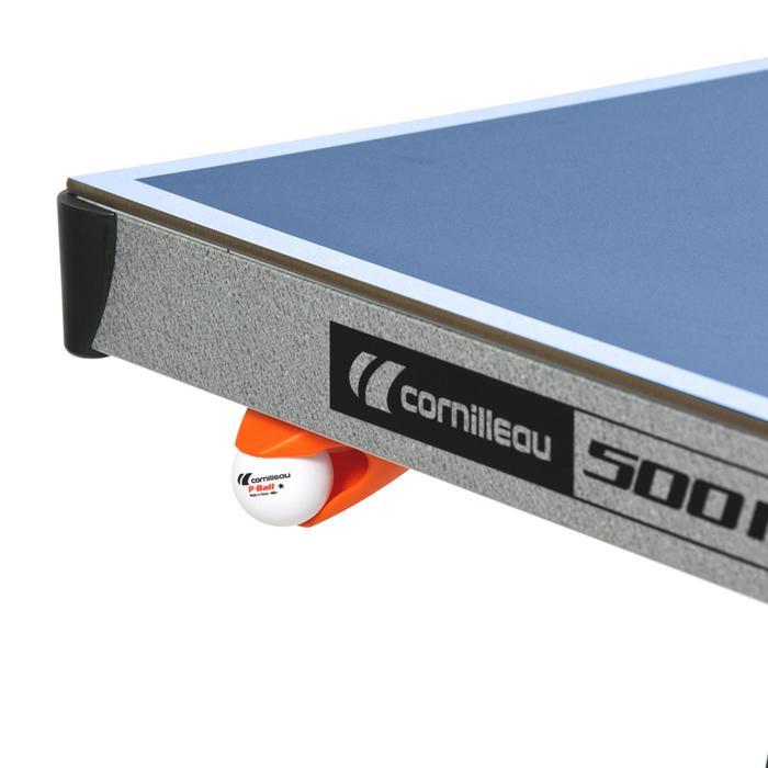 TABLE DE TENNIS DE TABLE FREE CROSSOVER 500M OUTDOOR BLEUE - 1053185
