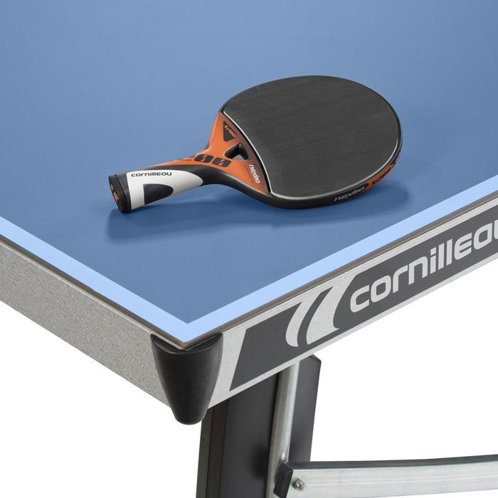 TABLE DE TENNIS DE TABLE FREE CROSSOVER 500M OUTDOOR BLEUE - 1053190