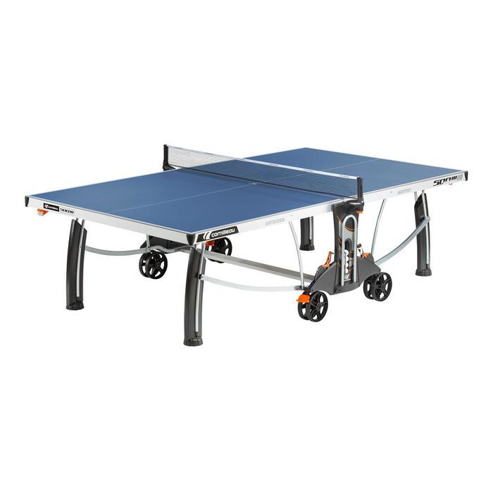 TABLE DE TENNIS DE TABLE FREE CROSSOVER 500M OUTDOOR BLEUE