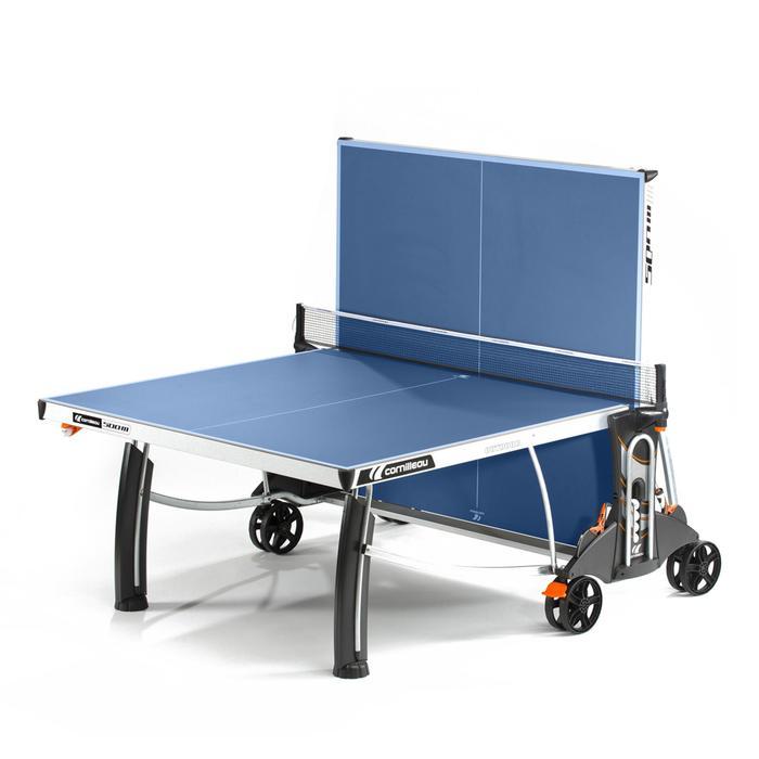 TABLE DE TENNIS DE TABLE FREE CROSSOVER 500M OUTDOOR BLEUE - 1053198