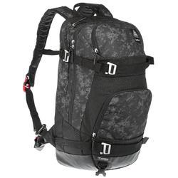Sac à dos de ski Réversible FS500 noir