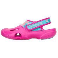 Сабо для плавания Ticlog для девочек - New Mermaid - Розовые