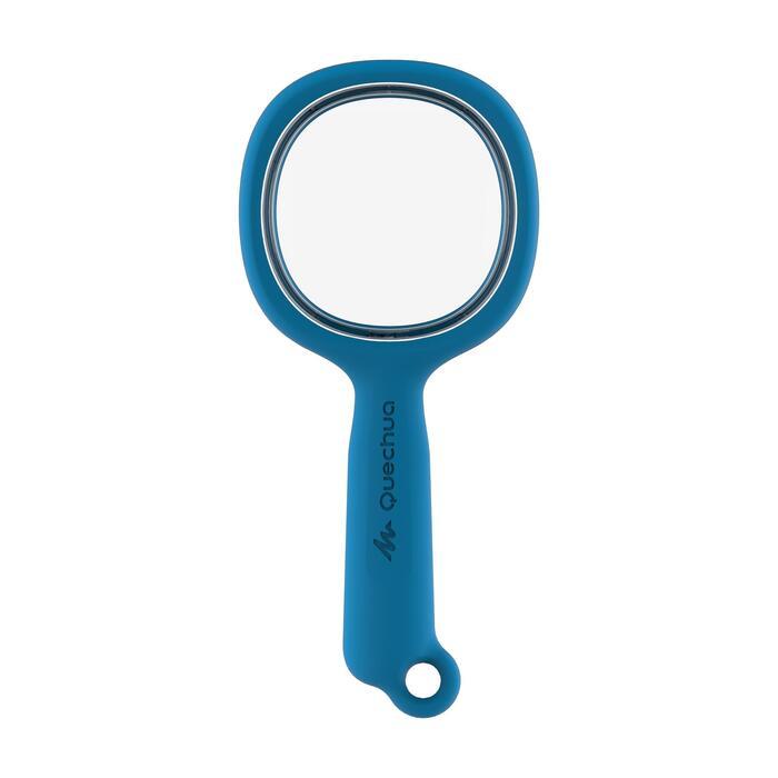 兒童款3x健行放大鏡MH100-藍色