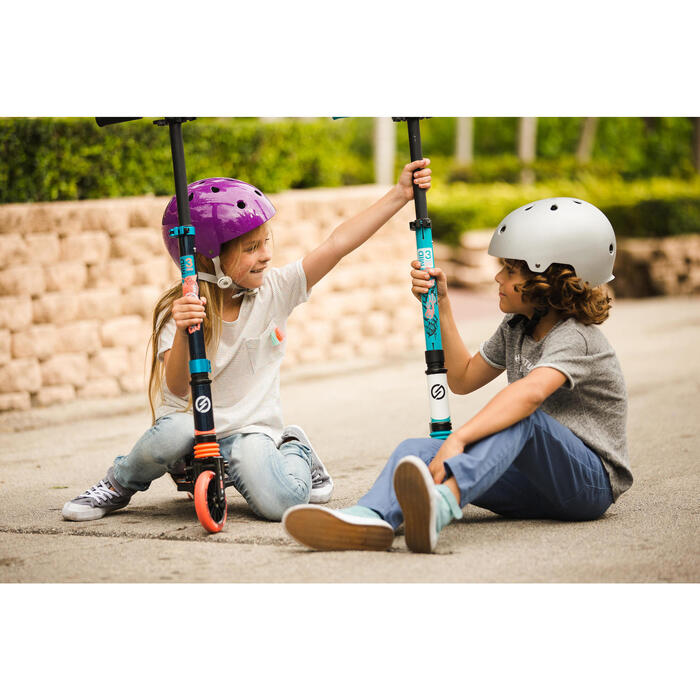 Casque roller skateboard trottinette PLAY 5 - 1055273