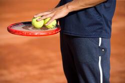 Trainingsbroek racketsporten Ziplayer heren - 1055696