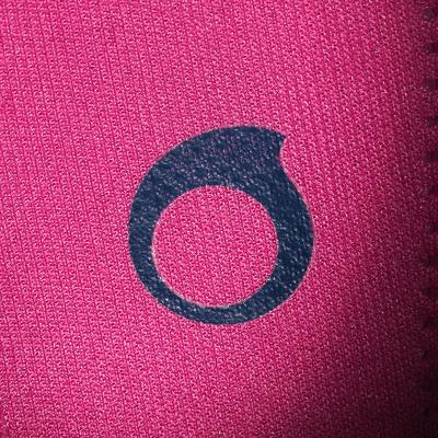 Zapatos acuáticos Aquashoes 100 niños turquesa rosado