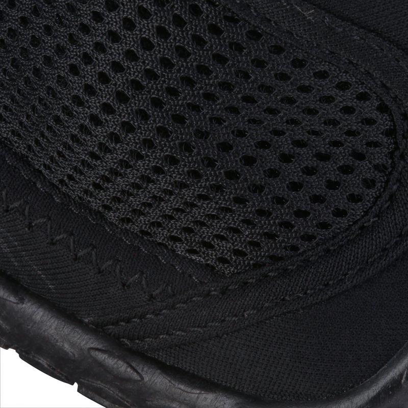 รองเท้าลุยน้ำสำหรับผู้ชาย 100 (สีดำ)