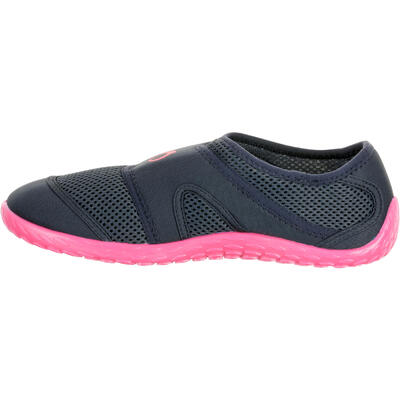 100 Aquashoes - Grey Pink
