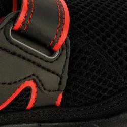 Escarpines Cangrejeras Zapatillas Acuáticas de Snorkel Subea SNK500 Adulto Negro