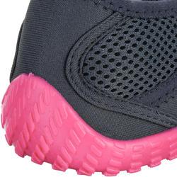 Sepatu Aquashoes 100 - Abu Abu Pink