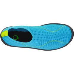 Kids' Aquashoes 100 - Light Blue