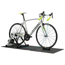 Beschermmat voor fietstrainer